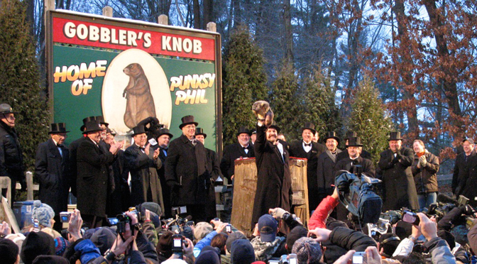 The Bizarre History of Groundhog Day